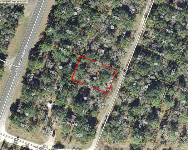 TBD NE 154th Ave Avenue, Williston, FL 32696 (MLS #787871) :: Pristine Properties