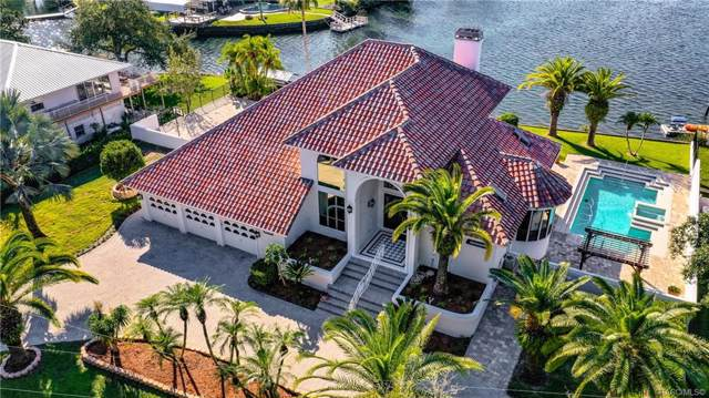 1128 N Circle Drive, Crystal River, FL 34429 (MLS #787876) :: Pristine Properties