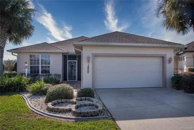 1800 W Zoe Court, Lecanto, FL 34461 (MLS #787886) :: Plantation Realty Inc.