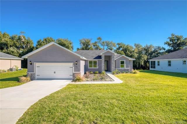 325 N Crestwood Avenue, Inverness, FL 34453 (MLS #787888) :: 54 Realty