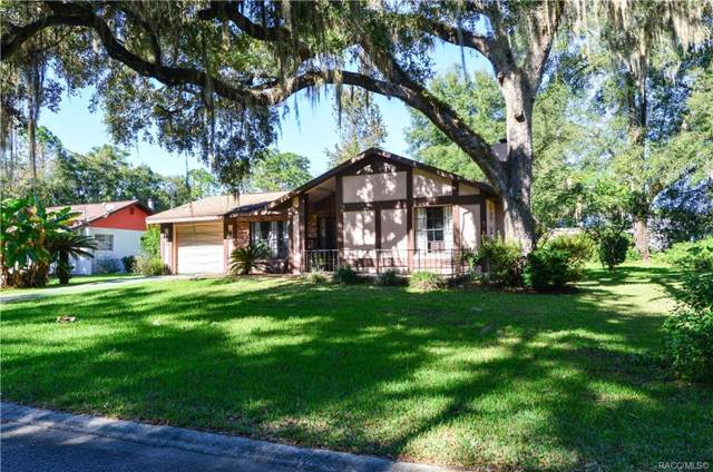 208 Daisy Lane, Inverness, FL 34452 (MLS #787894) :: Pristine Properties