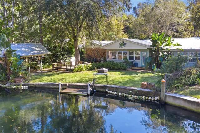 9367 W Spring Cove Road, Homosassa, FL 34448 (MLS #787903) :: Pristine Properties