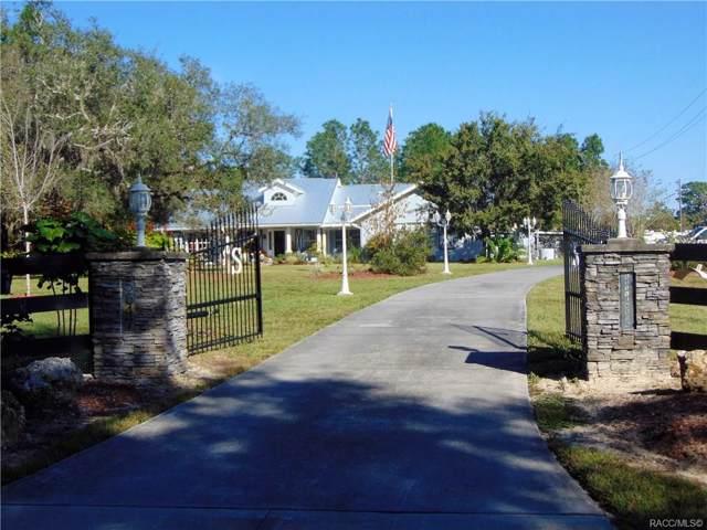 5647 E Avon Street, Inverness, FL 34452 (MLS #787914) :: 54 Realty