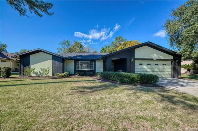 5060 S Stetson Point Drive, Homosassa, FL 34448 (MLS #787926) :: Plantation Realty Inc.