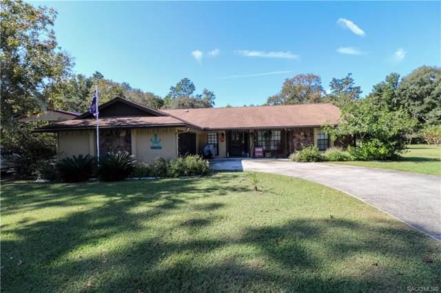 12140 S Brierwood Point, Floral City, FL 34436 (MLS #787933) :: Plantation Realty Inc.