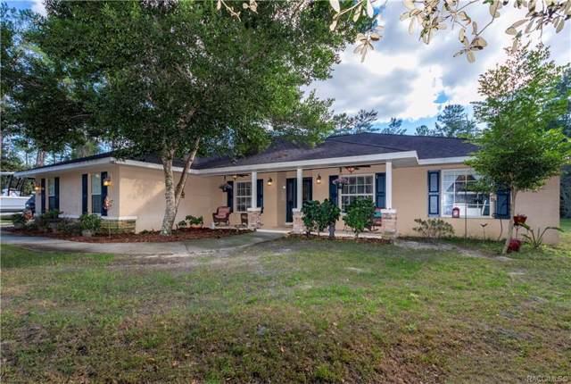 5072 W Joliet Lane, Dunnellon, FL 34433 (MLS #787963) :: Plantation Realty Inc.