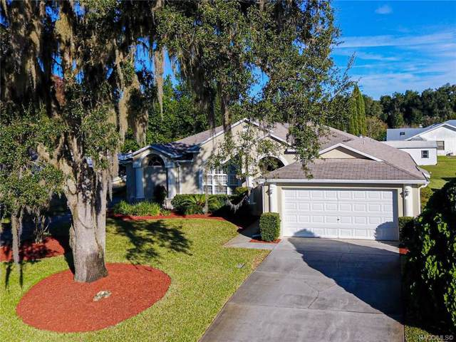 3081 S Tellico Terrace, Inverness, FL 34450 (MLS #787969) :: 54 Realty