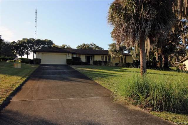 4631 E Windmill Drive, Inverness, FL 34453 (MLS #787975) :: Plantation Realty Inc.