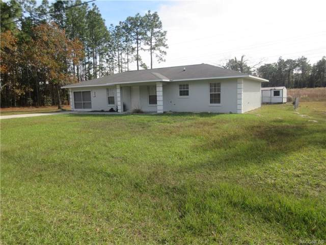 652 W Glenhaven Drive, Citrus Springs, FL 34434 (MLS #788027) :: Plantation Realty Inc.