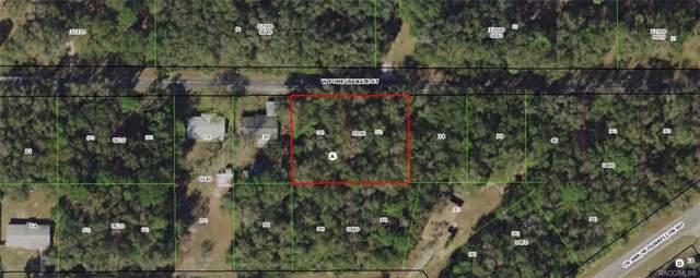 9642 W Pomegranate Street, Crystal River, FL 34428 (MLS #788032) :: Plantation Realty Inc.