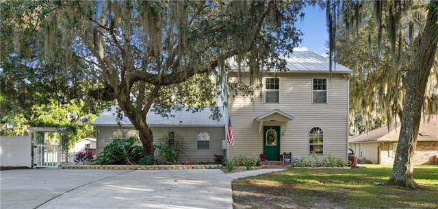 1215 S Otto Point, Inverness, FL 34450 (MLS #788059) :: 54 Realty