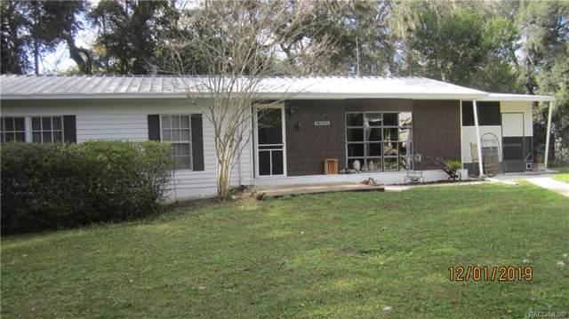 7700 S Four Oaks Drive, Floral City, FL 34436 (MLS #788088) :: Plantation Realty Inc.