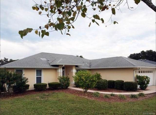 1563 N Foxrun Terrace, Inverness, FL 34453 (MLS #788114) :: Plantation Realty Inc.