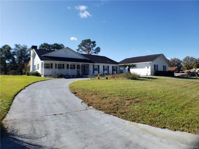 7710 W Golf Club Street, Crystal River, FL 34429 (MLS #788119) :: Plantation Realty Inc.