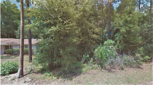 6477 E Glover Street, Inverness, FL 34452 (MLS #788128) :: Plantation Realty Inc.