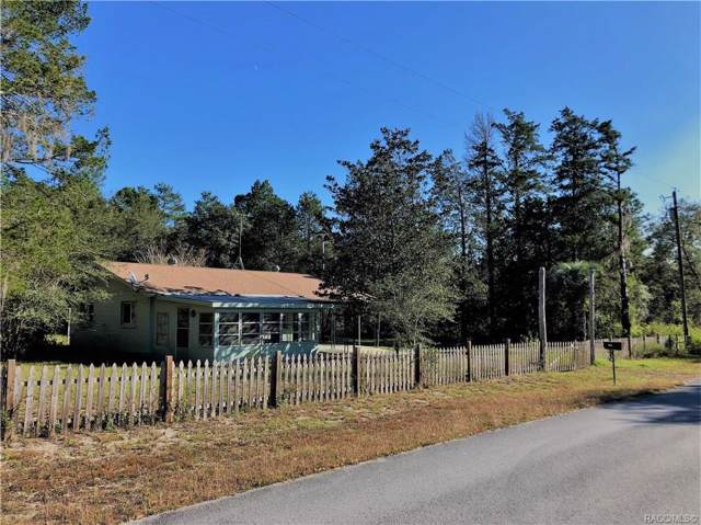 2253 SW Big Bear Ridge, Dunnellon, FL 34431 (MLS #788139) :: Plantation Realty Inc.
