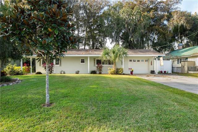 7490 S Duval Island Drive, Floral City, FL 34436 (MLS #788140) :: Plantation Realty Inc.