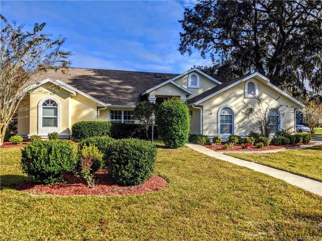 1508 N Marlborough Loop, Crystal River, FL 34429 (MLS #788144) :: Plantation Realty Inc.