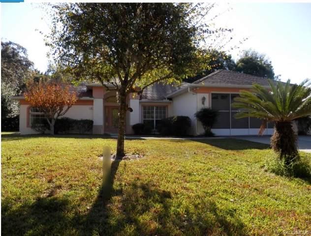 9 Mangrove Court W, Homosassa, FL 34446 (MLS #788145) :: Plantation Realty Inc.