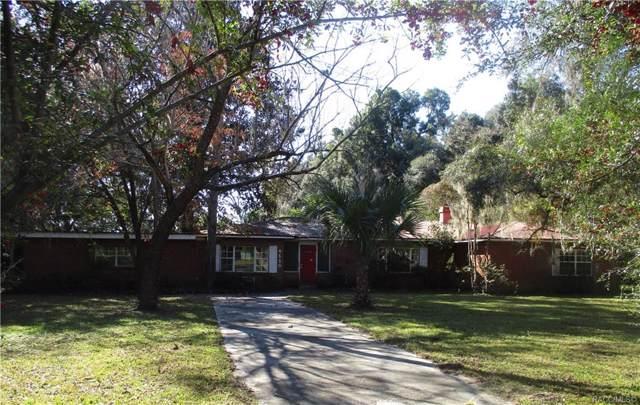 4550 NW 160th Street, Reddick, FL 32686 (MLS #788151) :: Plantation Realty Inc.