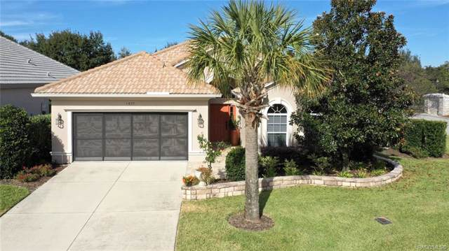 1655 W Laurel Glen Path, Hernando, FL 34442 (MLS #788153) :: Plantation Realty Inc.