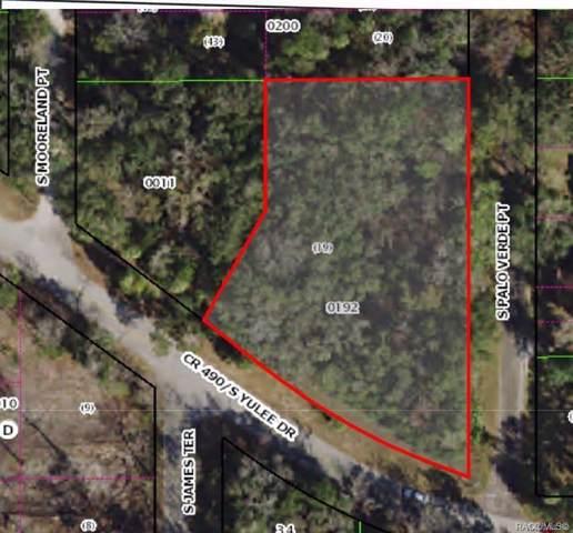9673 W Yulee Drive, Homosassa, FL 34448 (MLS #788162) :: Plantation Realty Inc.