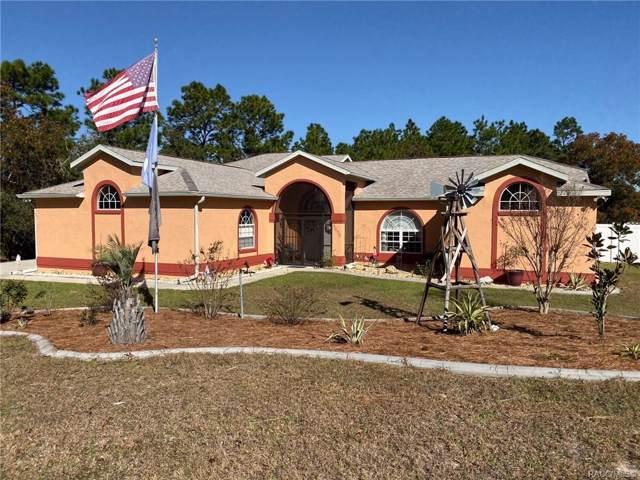 3659 W Boulton Street, Citrus Springs, FL 34433 (MLS #788168) :: Plantation Realty Inc.