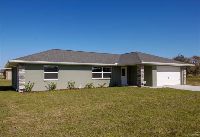 4165 E Walker Street, Inverness, FL 34453 (MLS #788179) :: Plantation Realty Inc.