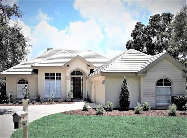 3744 W Augusta Path, Lecanto, FL 34461 (MLS #788181) :: Plantation Realty Inc.