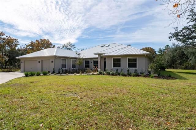 3572 N Stirrup Drive, Beverly Hills, FL 34465 (MLS #788184) :: Plantation Realty Inc.