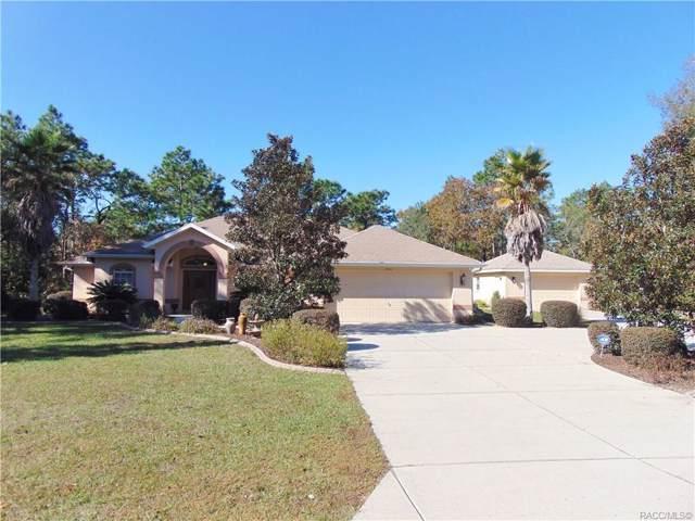 5544 N Crockett Terrace, Beverly Hills, FL 34465 (MLS #788189) :: Plantation Realty Inc.