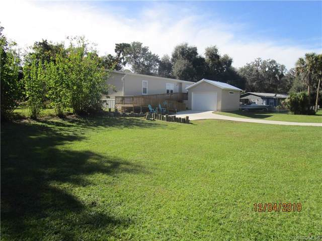 10805 W Woodland Place, Homosassa, FL 34448 (MLS #788190) :: Plantation Realty Inc.