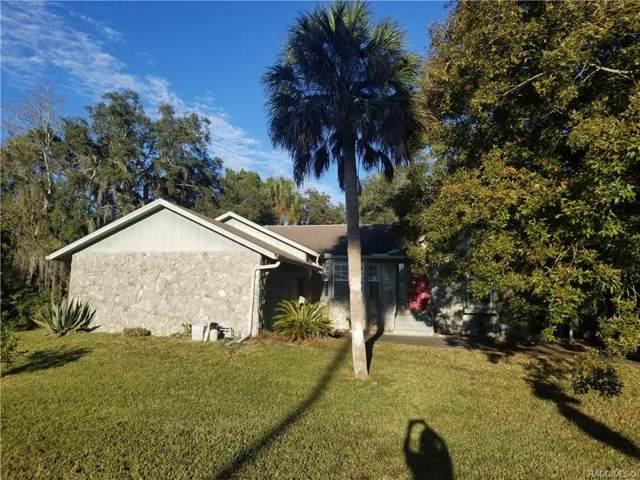 4601 S Gator Loop, Homosassa, FL 34448 (MLS #788207) :: Plantation Realty Inc.