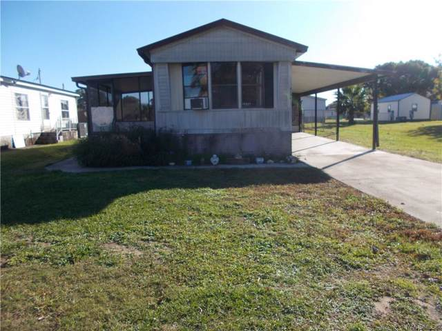 4246 E Van Ness Road, Hernando, FL 34442 (MLS #788227) :: Plantation Realty Inc.