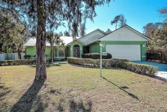 3848 SW 137th Place, Ocala, FL 34473 (MLS #788231) :: Plantation Realty Inc.