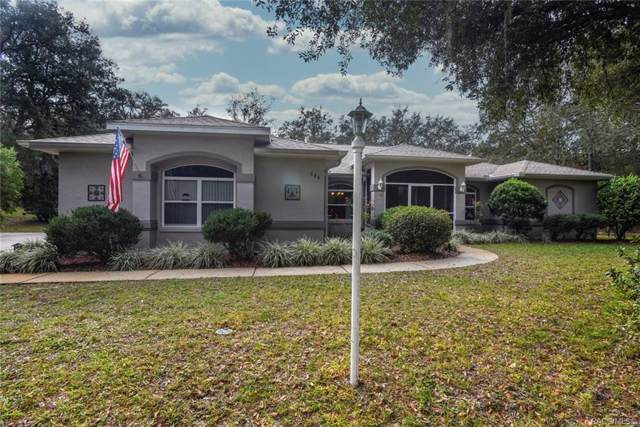 688 W Liberty Street, Hernando, FL 34442 (MLS #788232) :: Pristine Properties
