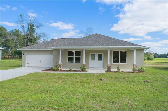 159 N Independence Highway, Inverness, FL 34453 (MLS #788244) :: Pristine Properties