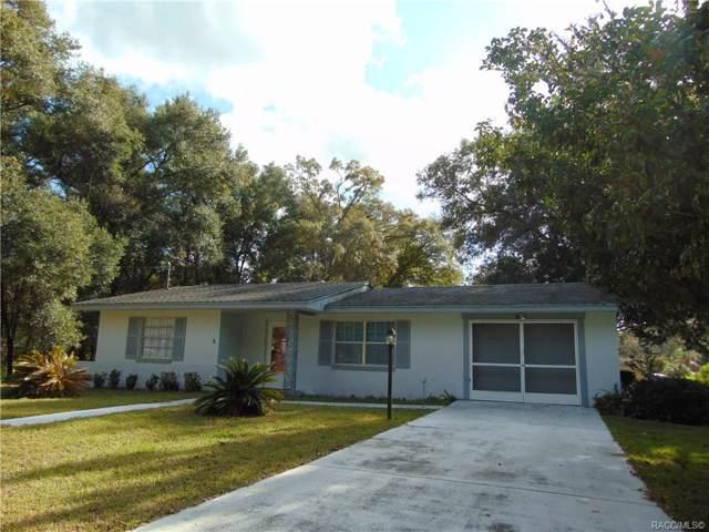 209 Violet Lane, Inverness, FL 34452 (MLS #788259) :: Plantation Realty Inc.