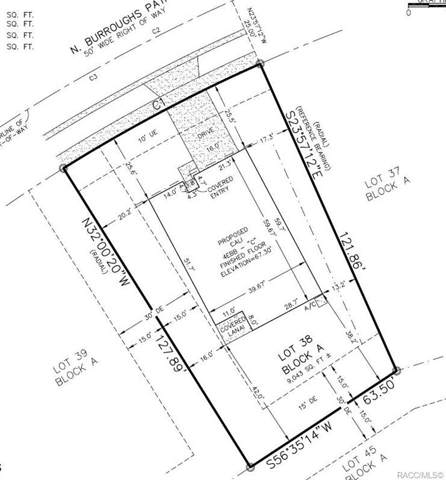 3515 N Burroughs Path, Beverly Hills, FL 34465 (MLS #788305) :: Pristine Properties