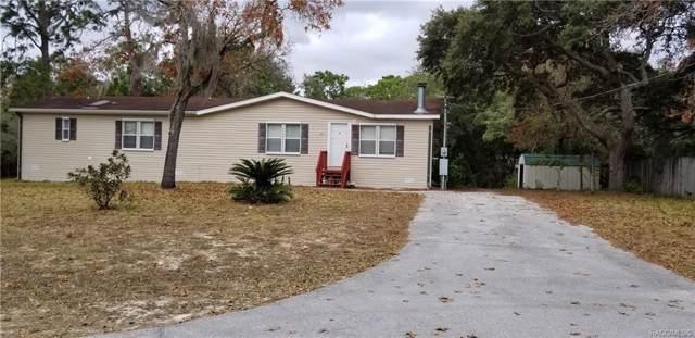 6025 W Billows Lane, Homosassa, FL 34448 (MLS #788312) :: Plantation Realty Inc.