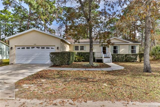 5321 S June Terrace, Homosassa, FL 34446 (MLS #788315) :: Pristine Properties