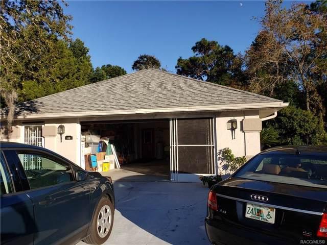 40 Douglas Street, Homosassa, FL 34446 (MLS #788326) :: Plantation Realty Inc.