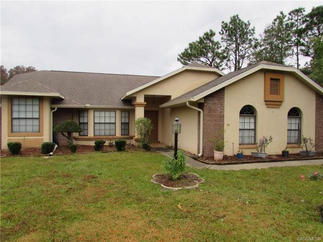 1314 N Chance Way, Inverness, FL 34453 (MLS #788348) :: Plantation Realty Inc.