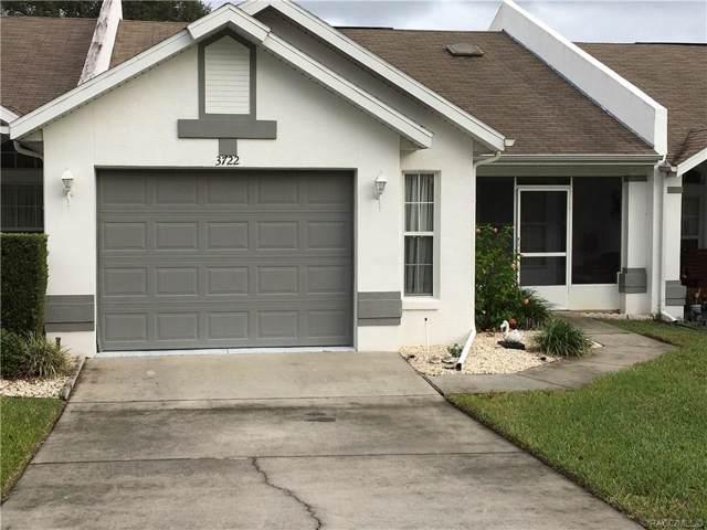 3722 S Belgrave Drive, Inverness, FL 34452 (MLS #788429) :: Plantation Realty Inc.