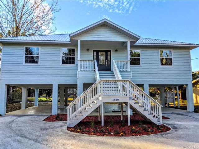 1840 NW 19th Street, Crystal River, FL 34428 (MLS #788483) :: Plantation Realty Inc.
