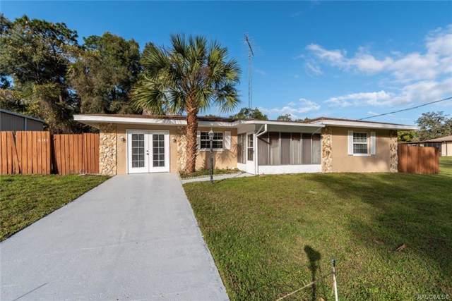 6145 E Willow Street, Inverness, FL 34452 (MLS #788576) :: Plantation Realty Inc.