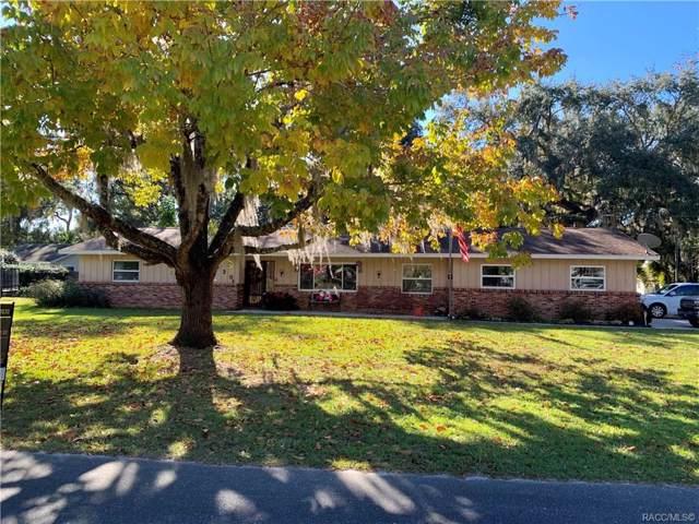 1620 NW 22ND Street, Crystal River, FL 34428 (MLS #788585) :: Pristine Properties