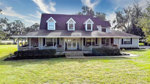 8774 E Sweetwater Drive, Inverness, FL 34450 (MLS #788627) :: Plantation Realty Inc.