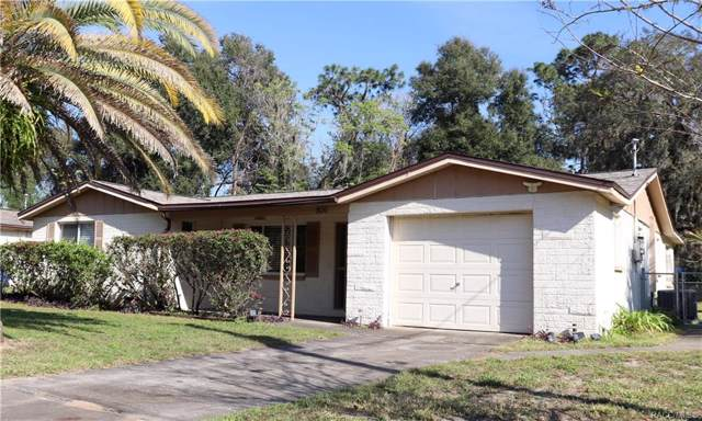 806 Shelly Terrace, Inverness, FL 34450 (MLS #788675) :: Plantation Realty Inc.