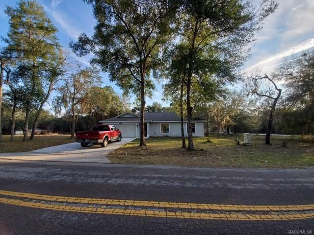3714 E Orchid Street, Hernando, FL 34442 (MLS #788706) :: Plantation Realty Inc.
